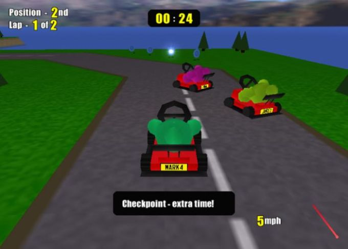 Schmump Go-Karting