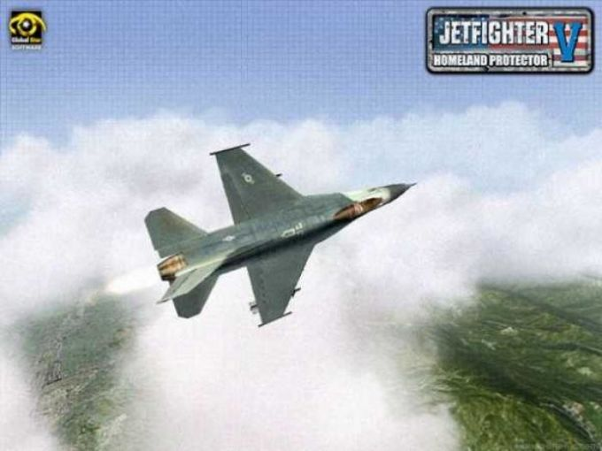 Jetfighter V: Homeland Protector