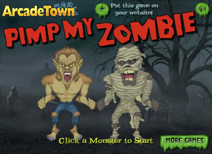 Pimp My Zombie
