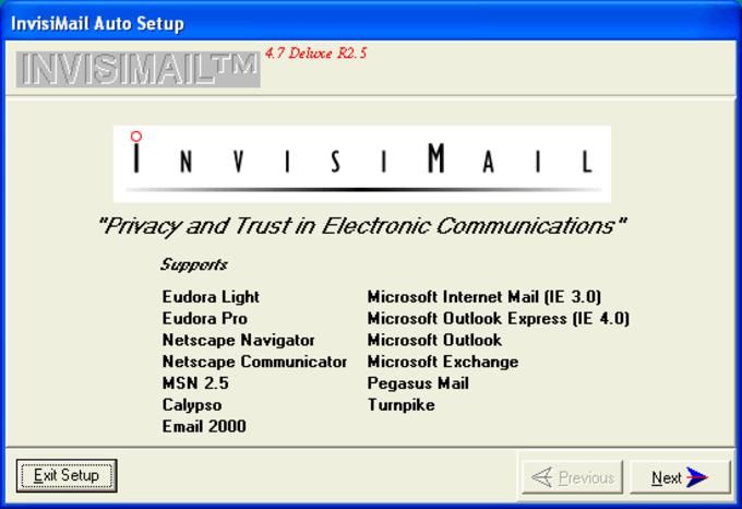 InvisiMail