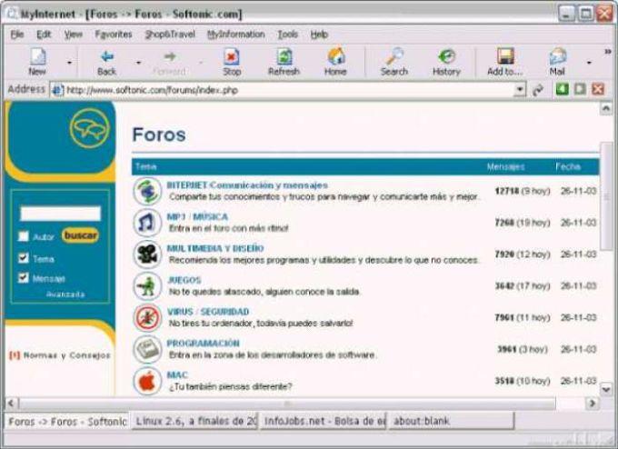 MyInternet