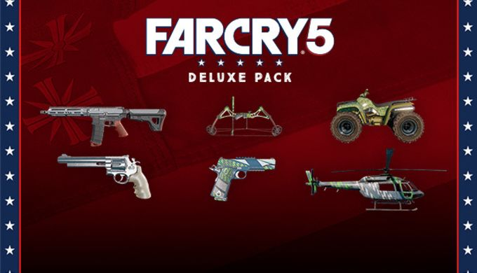 Far Cry® 5 - Deluxe Pack