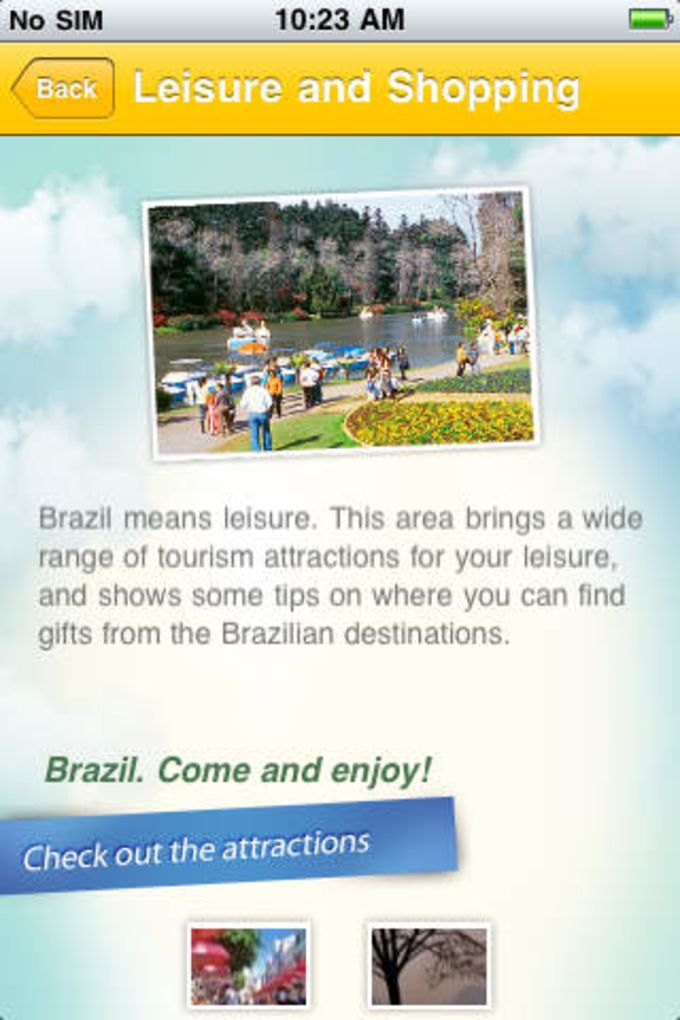 Brasil Mobile - Guia Turístico Brasília