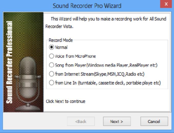 Sound Recorder Professional