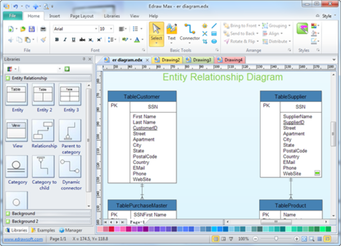 Edraw max download excellent mind mapping software ccuart Image collections