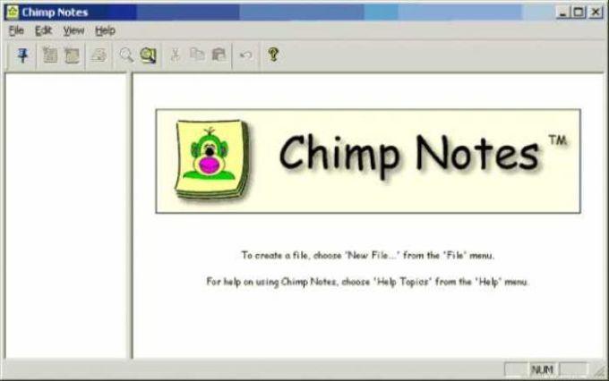 Chimp Notes