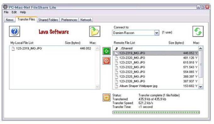 PC-Mac-Net FileShare