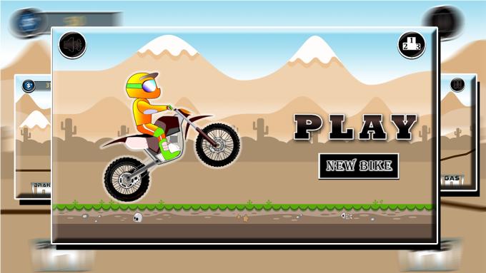 Moto Bike Rider:Extreme Racing