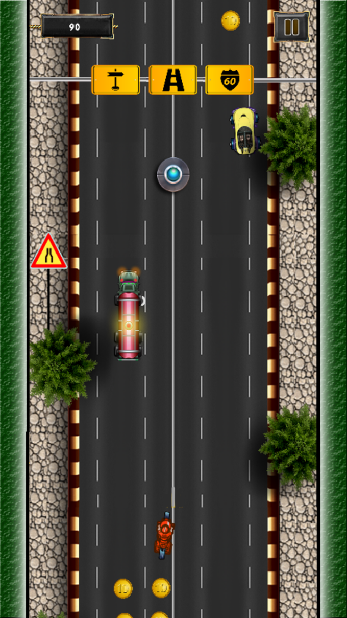 Highway Truck Rally: 4x4 Race