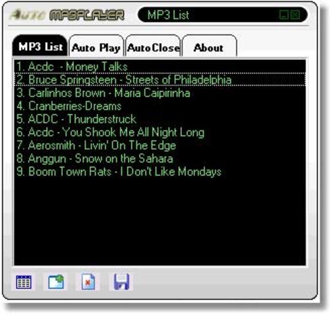 Auto MP3 Player