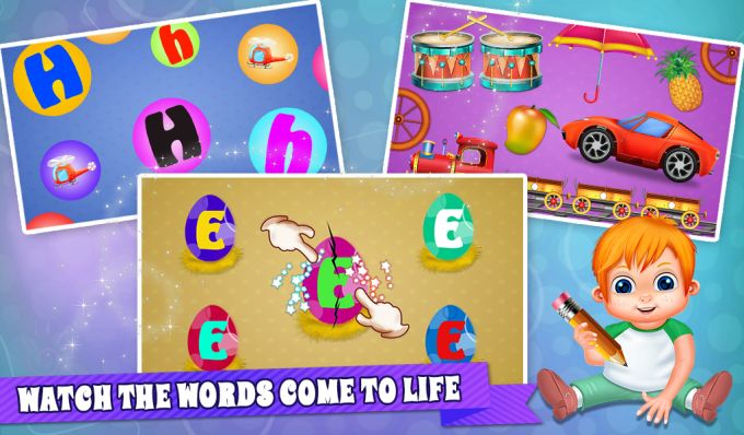 Learning ABC With Fun For Kids