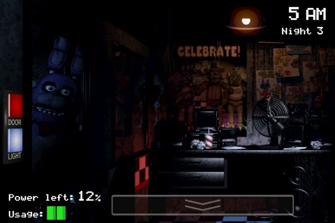 Five Nights at Freddy's - Demo