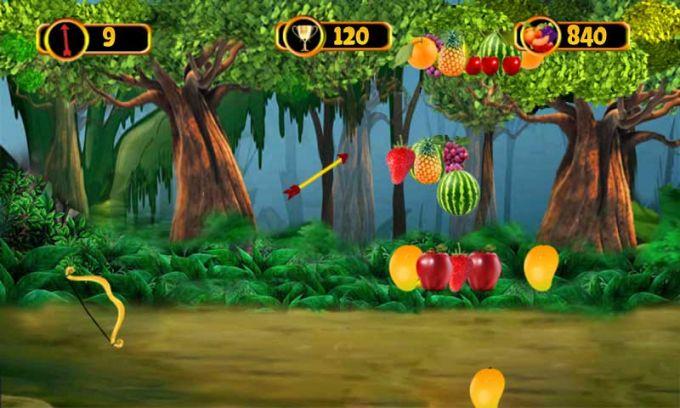 Fruit Archery