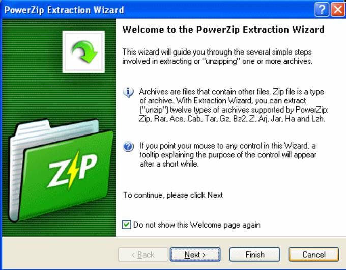 PowerZip