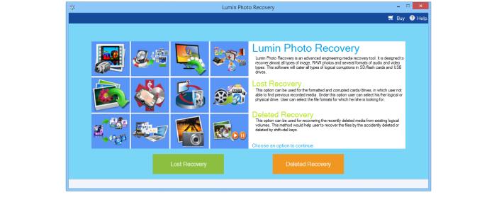 Lumin Photo Recovery