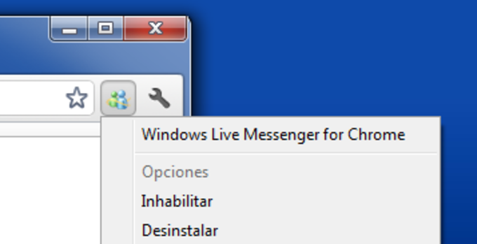 Windows Live Messenger Extension