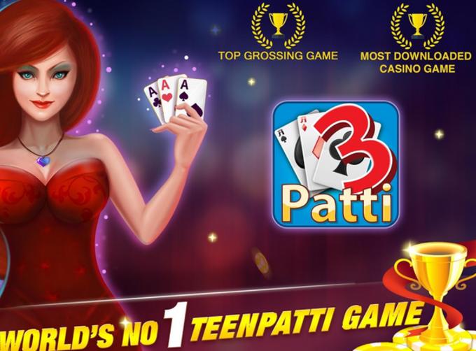 Teen Patti: Indian Poker