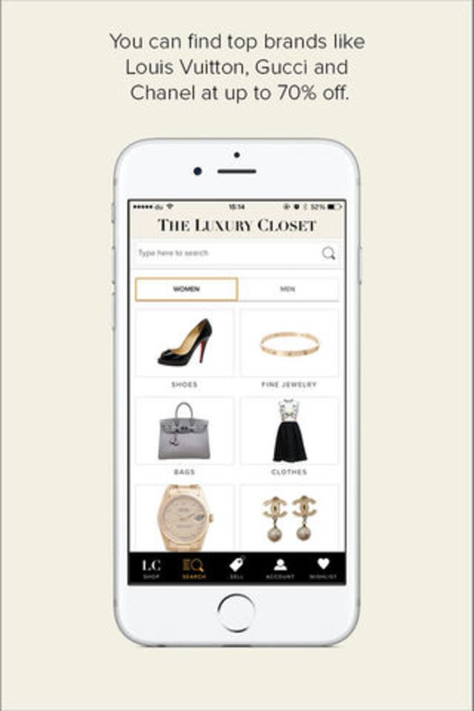 The Luxury Closet - Buy & Sell