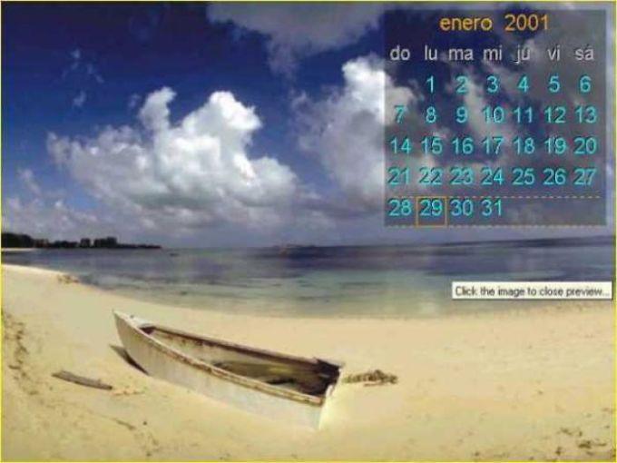Calendarium lite