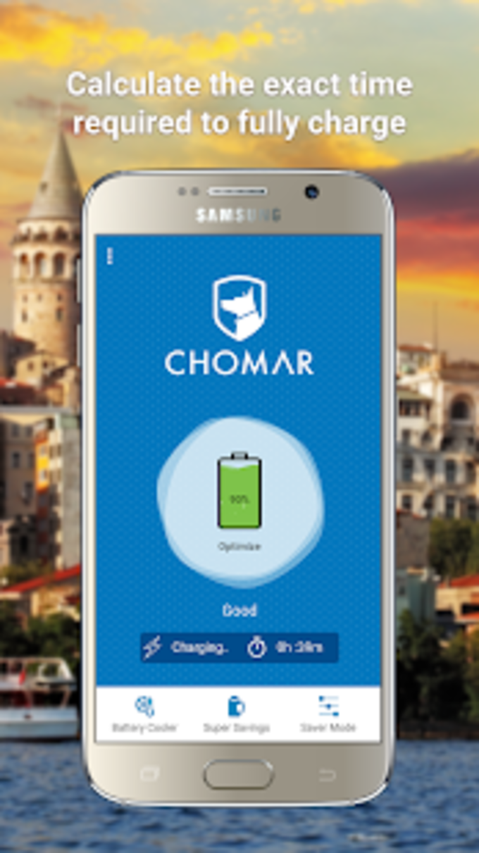 CHOMAR Battery Saver