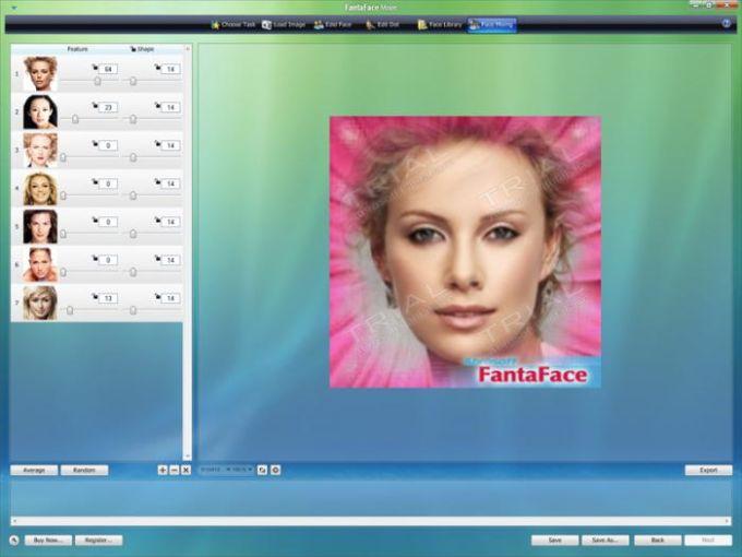 Abrosoft FantaFace Mixer