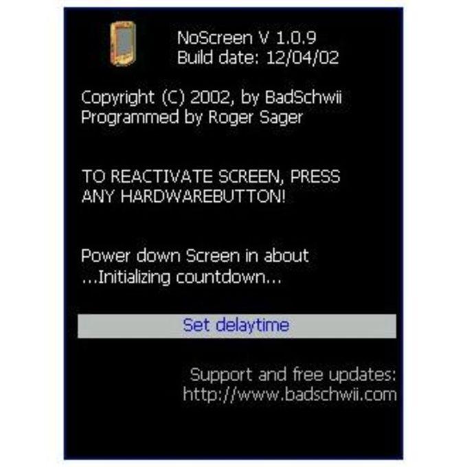 NoScreen