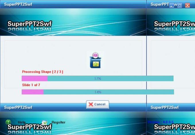 SuperPPT2Swf
