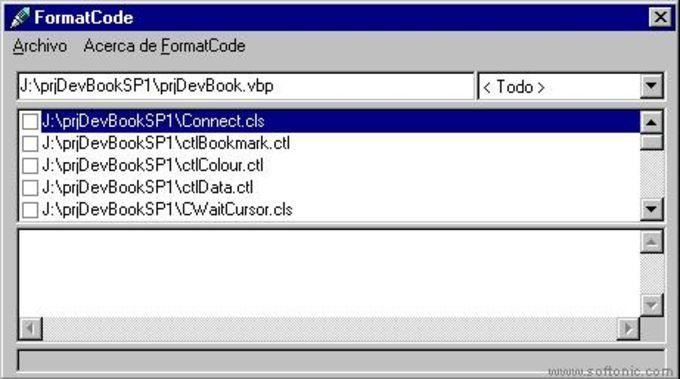 FormatCode
