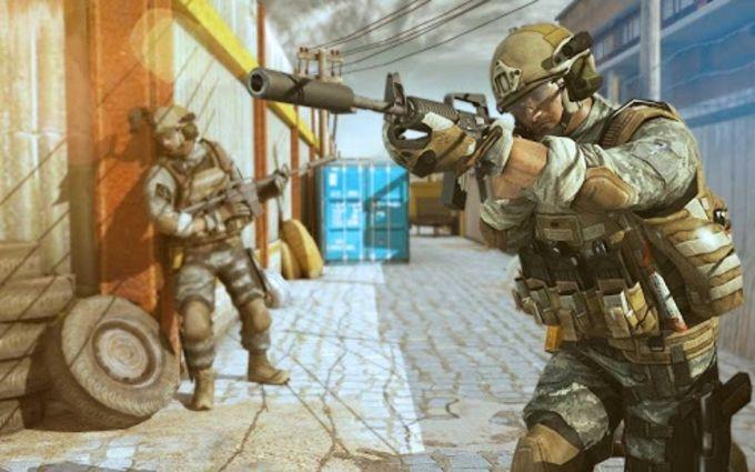 Frontline Fury Grand Shooter PRO