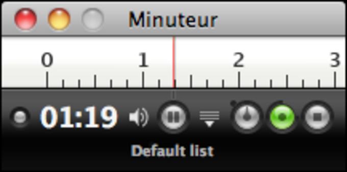 Minuteur
