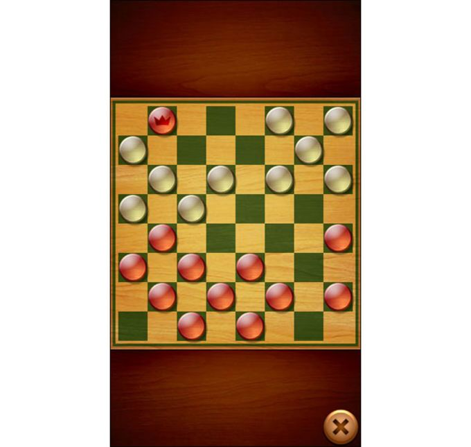 Checkers Touch
