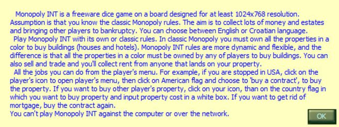 Monopoly INT