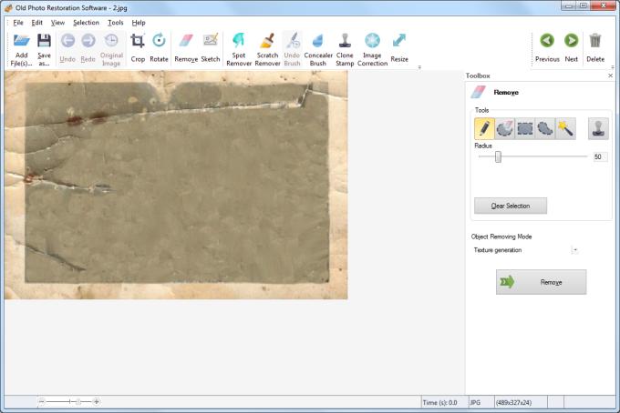 Old Photo Restoration Software