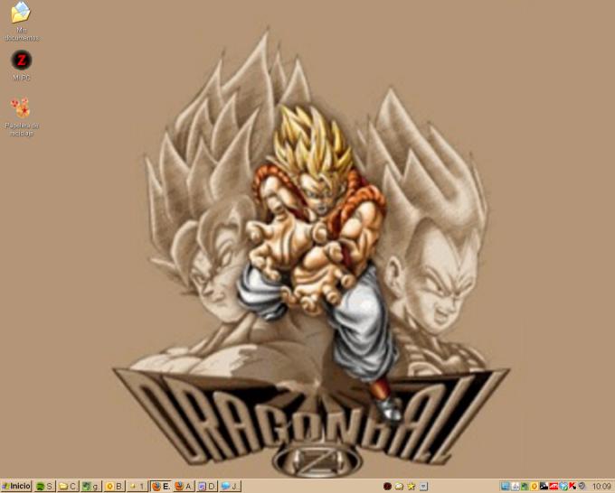 Dragon Ball Z Theme