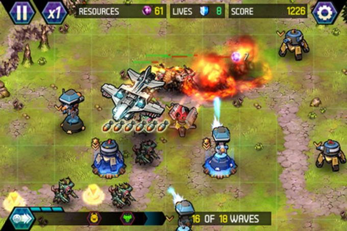 Tower Defense Lite