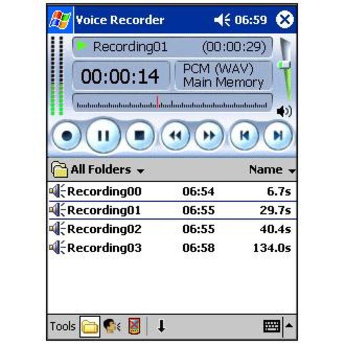 Simbsoft Voice Recorder