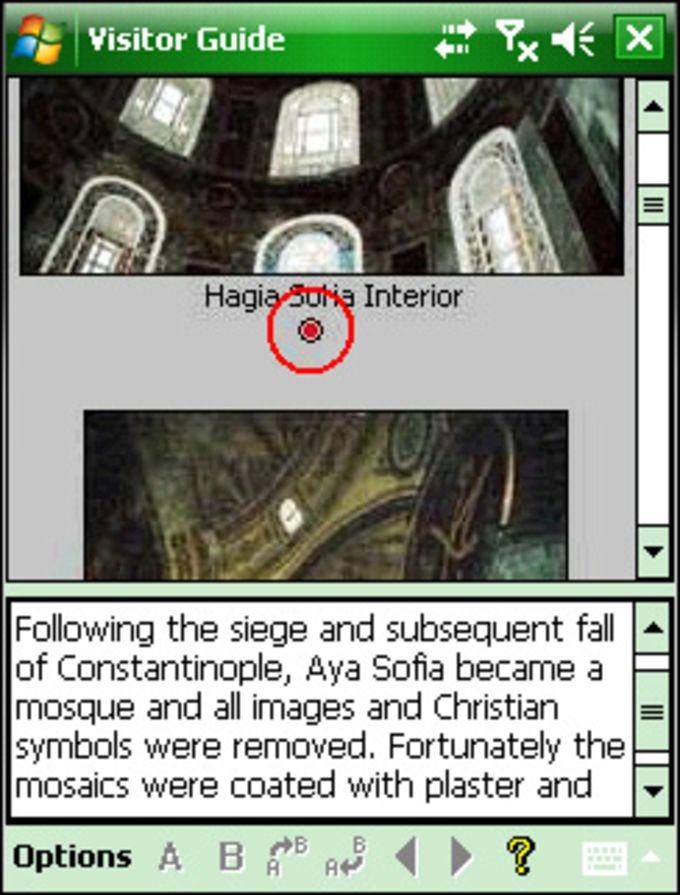 Visitor Guide Istanbul (Hagia Sofia)