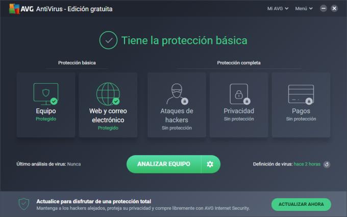 descargar actualizacion avast free antivirus gratis