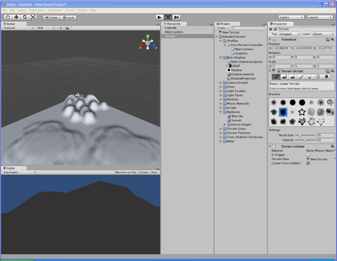how to use unity web player