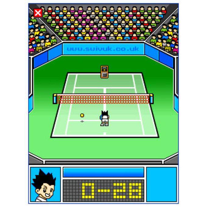 Cute Tennis