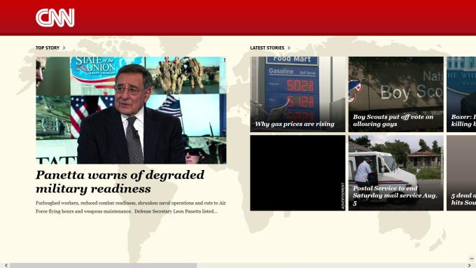 Cnn news app for mac