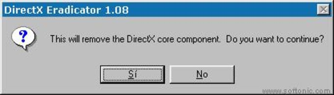 DirectX Eradicator