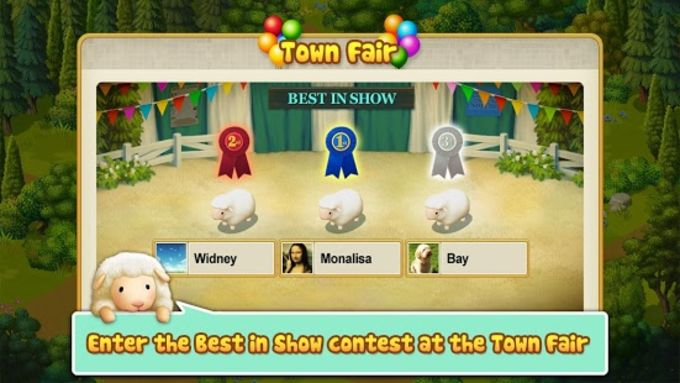 Tiny Sheep - Virtual Pet Game
