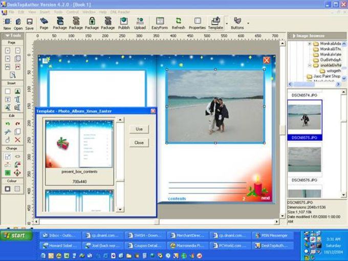 Desktop Author