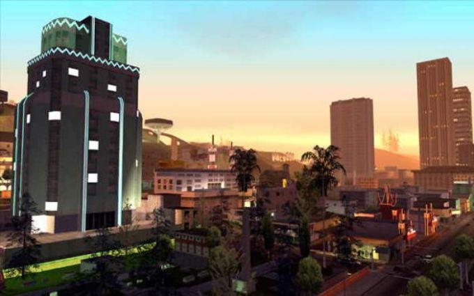 Grand Theft Auto: San Andreas Parche
