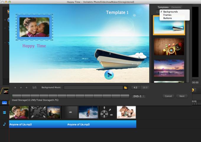 Voilabits PhotoSlideshowMaker