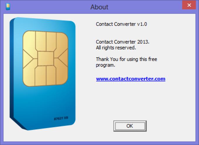 Contact Converter
