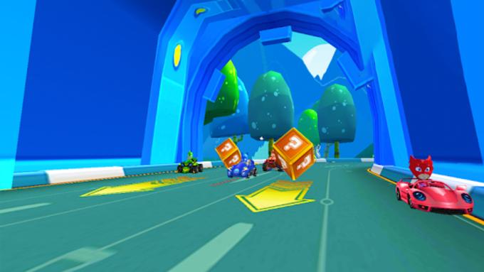 PJ Masks Rush Kart Racing