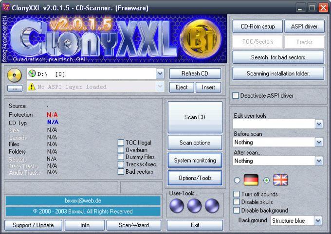 Clony XXL
