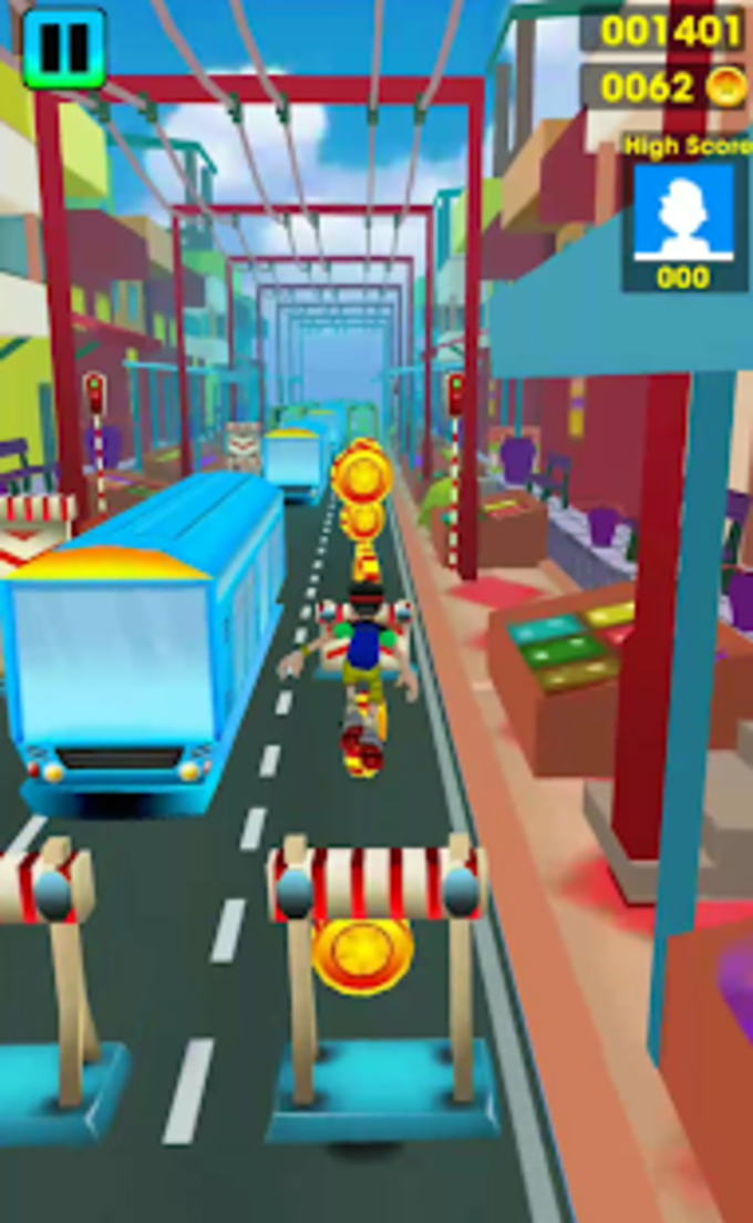 New Subway Surf run fun 3D